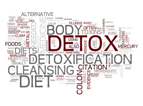 Detox and cleanse your body