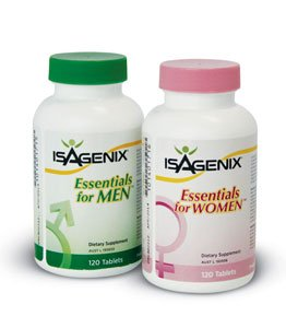 Isagenix Essentials - Multi Vitamins for Men and Women