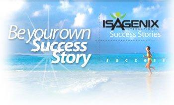 Isagenix Success Story