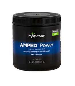 Isagenix AMPED Power