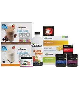 Isagenix AMPED Pro Pak