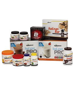 Isagenix Energy & Performance Pro Pak