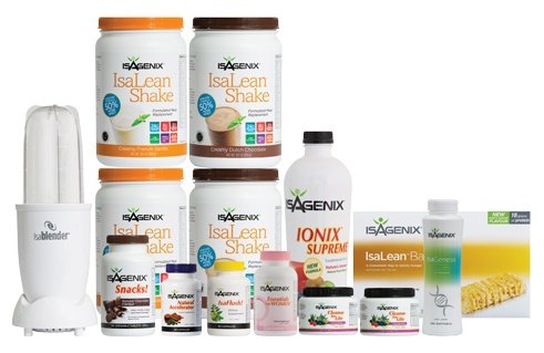 How Does Isagenix Work?