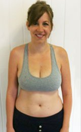 9 Day Isagenix Cleanse System Before Shot
