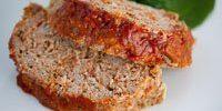 Isagenix Meal Ideas - Turkey Meatloaf
