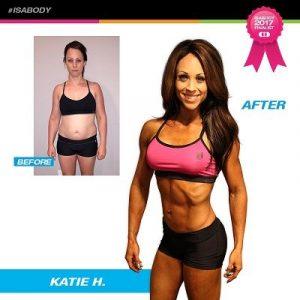 IsaBody Finalist Katie