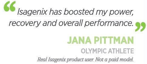 Jana Pittman's Review