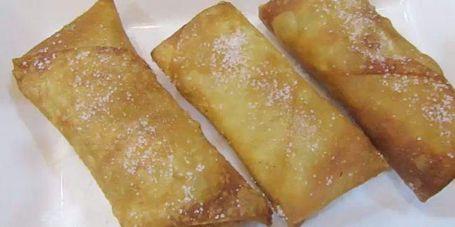 Isagenix Meal Idea: Crunchy Apple Carrot Roll-Ups