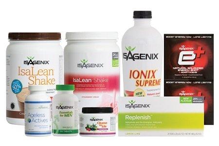 Isagenix 30 Day Energy System