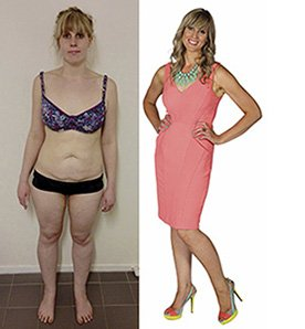 Catherine With Fantastic Weight Loss Results