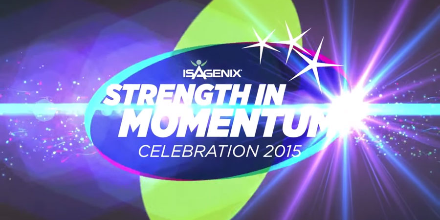 Brisbane Isagenix Celebration 2015 Recap