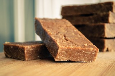 Isagenix Homemade Protein Bars