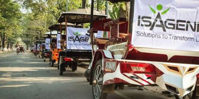 Photos from Our Isagenix Trip to Cambodia!