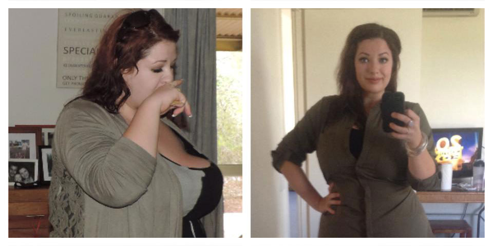 Promise Has Lost 24kg So Far Using Isagenix
