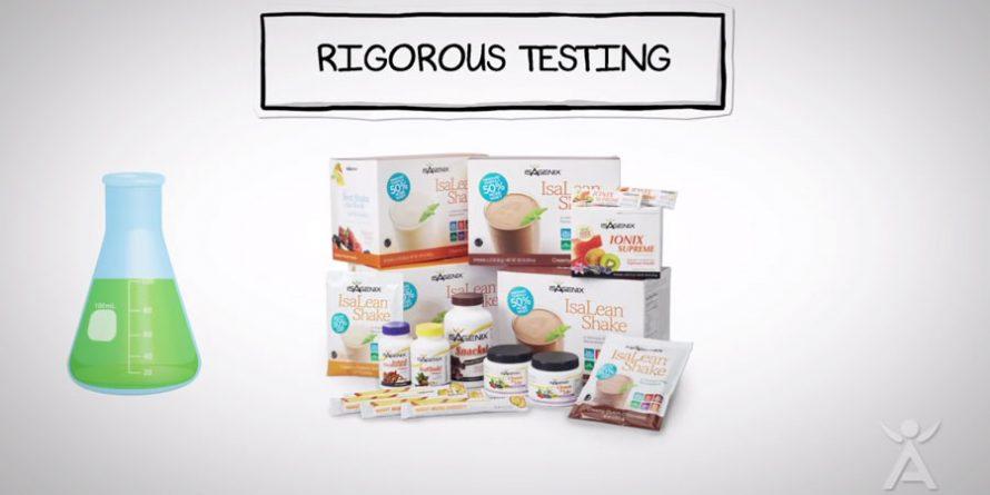 Isagenix Ingredients