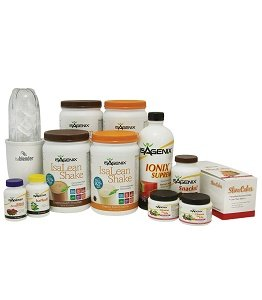 The Isagenix 30 Day Starter Pak