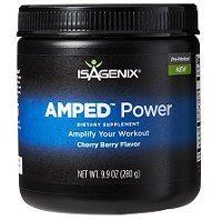 New Isagenix AMPED