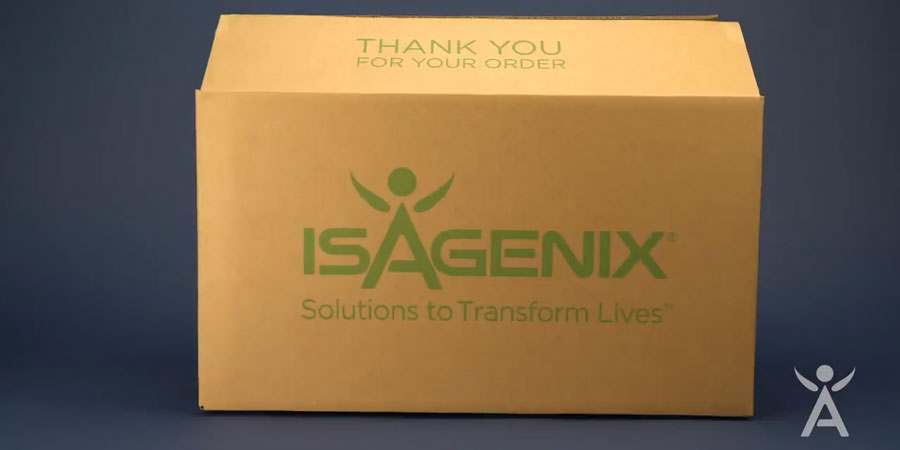 Pick Up for Sydney Isagenix Orders