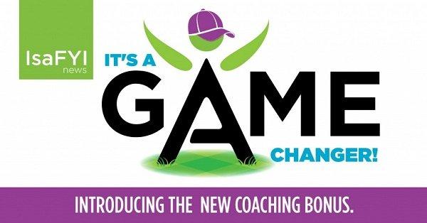 New Isagenix Promotion - Coaching Bonus