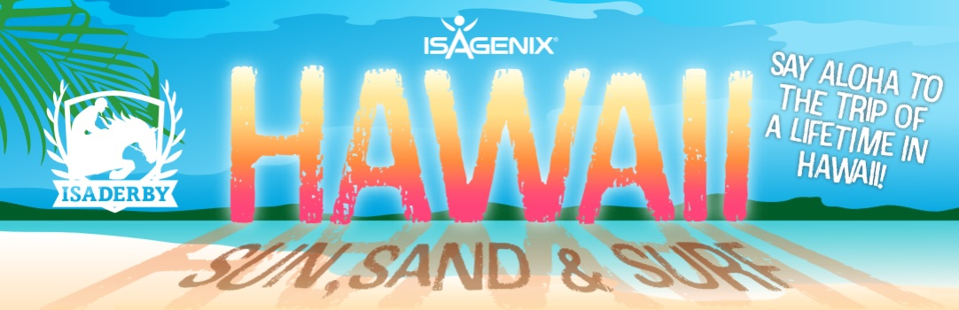 Isagenix IsaDerby Hawaii