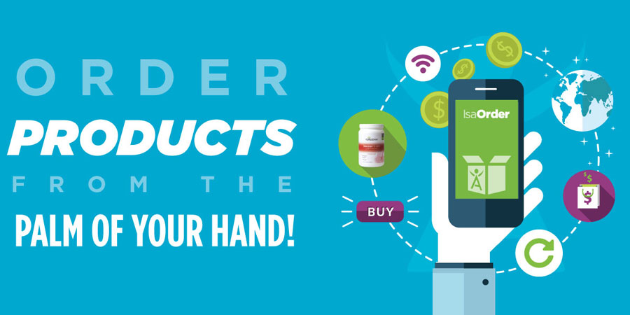 IsaOrder Makes It Easy to Order Your