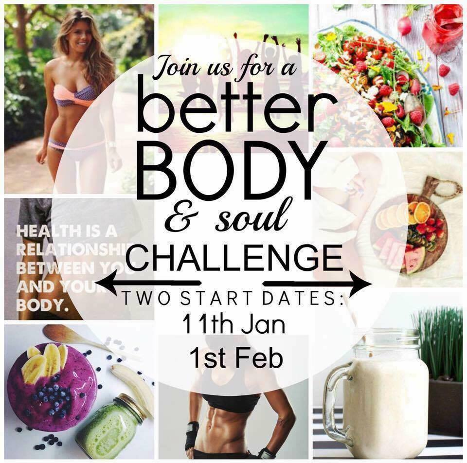30 Day Cleanse