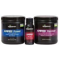 Isagenix Amped Range