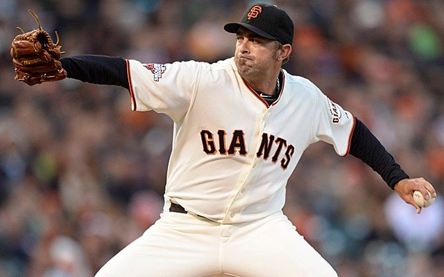 Three-time World Series Champion Jeremy Affeldt
