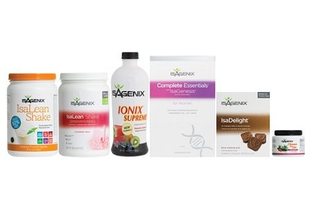 Isagenix 30 Day Healthy Ageing System