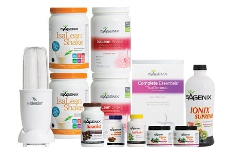 Isagenix Healthy Ageing Premium Pack