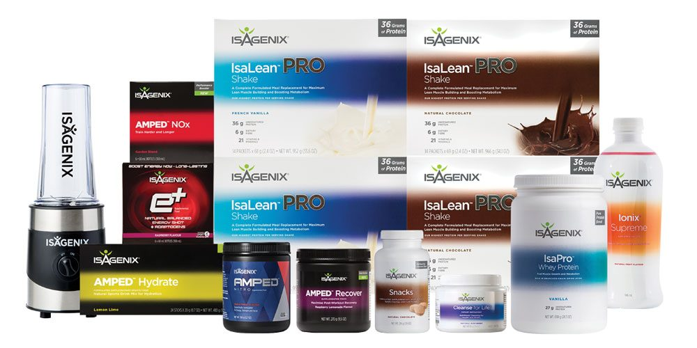 All NEW Isagenix Packs are Here!