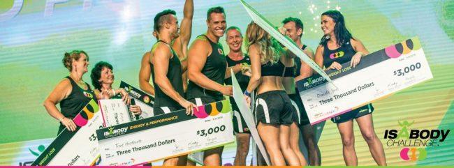 Win Big with Isagenix IsaBody