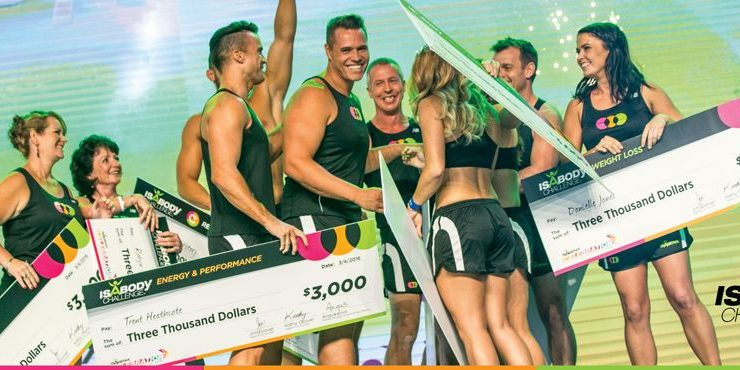 Win Big with Isagenix IsaBody