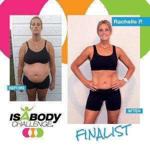 Rachelle IsaBody Challenge