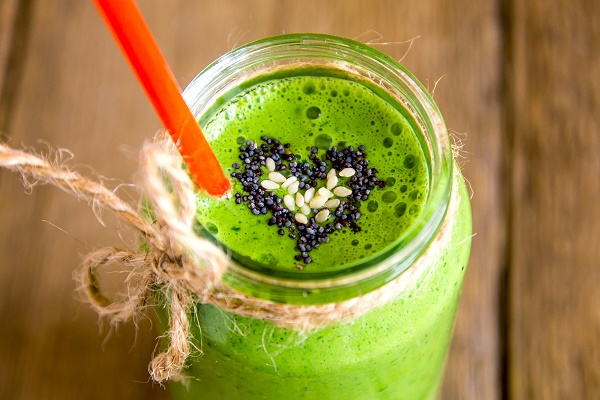 Green Smoothie Recipe Helps Boost Your Immune System