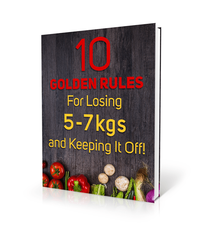 How to Lose 5-7kg and Keep it off