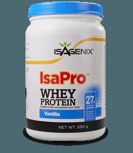 Isagenix IsaPro Whey Protein