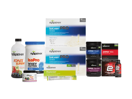Isagenix 30 Day Performance System