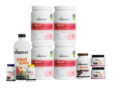 Isagenix 30 Day Cleanse (Weight Loss System)