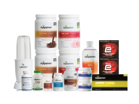 Isagenix Energy Premium Pack (Presidents Pak)