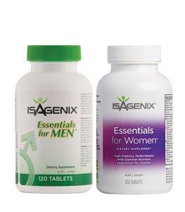 Isagenix Essentials For Men And Women