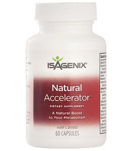 Isagenix Natural Accelerator 262