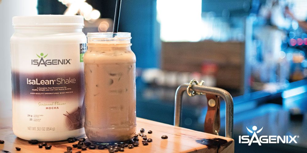 NEW Mocha Shake Now Available!