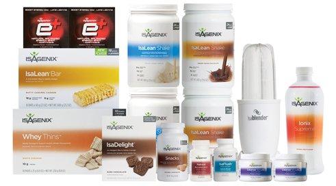 isagenix-weight-loss-premium-pack-1