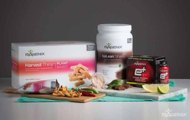 Brand New Isagenix Products