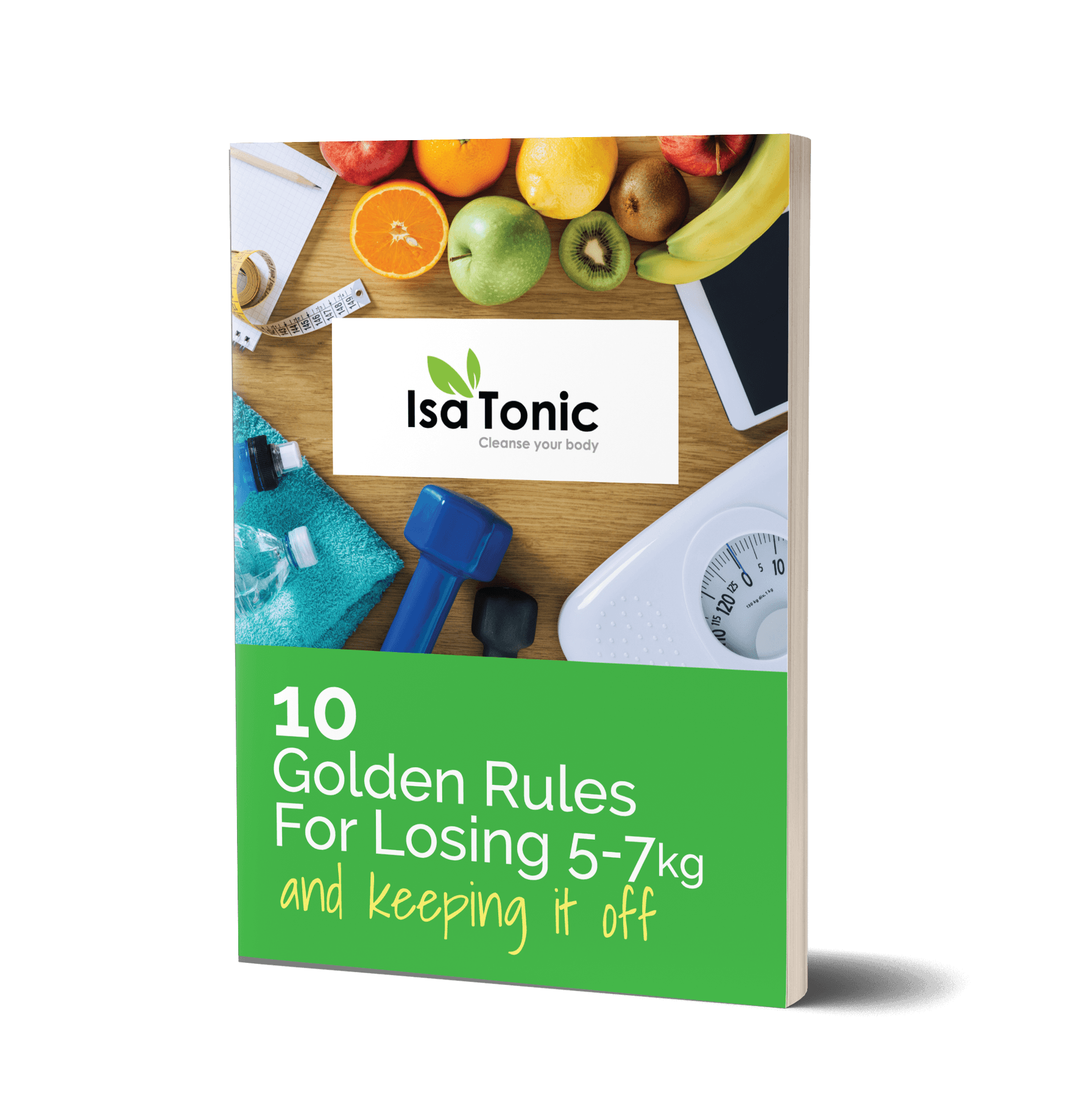 10 Golden Rules for Losing Weight