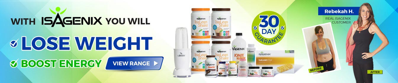 Lose weight with IsaTonic