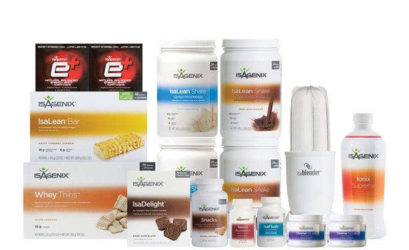 Isagenix program