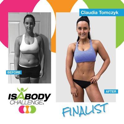 Claudia's Testimonial