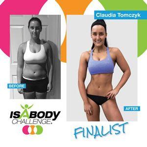 Claudia IsaBody Challenge